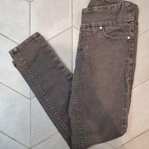 Jag black high rise skinny women jeans size 6